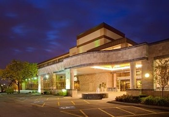 Holiday Inn Chicago North Shore Skokie: Welcome to the Holiday Inn North Shore