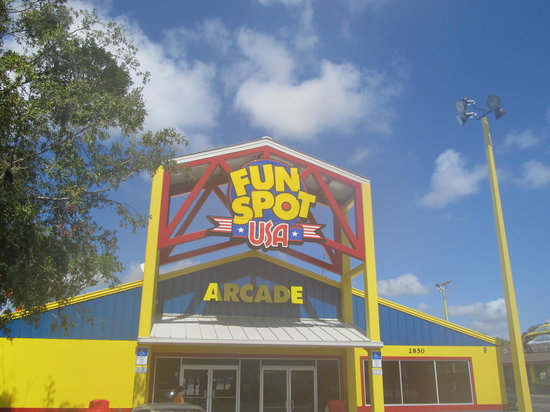 Fun Spot America Kissimmee Fl Hours Address Tickets