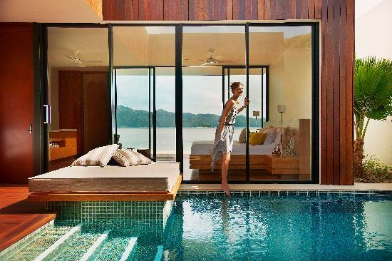 Wyspa Hayman, Australia: The new beachfront Beach Villas on Hayman