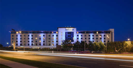 Photo of Radisson Blu Hotel, Dublin Airport