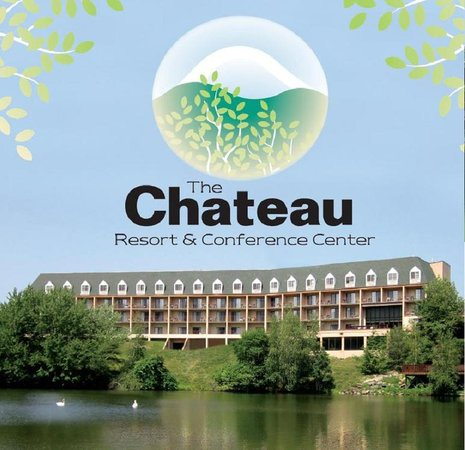 Chateau Resort & Conference Center: Chateau with Logo