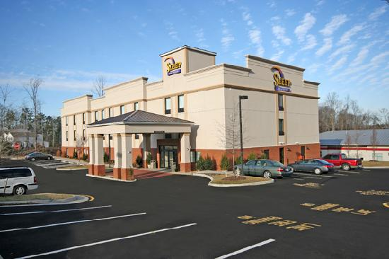 Sleep Inn & Suites Harbour Pointe