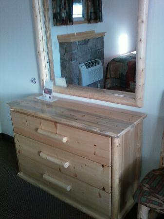 Nordic Lodge of Steamboat Springs: Dressing Area