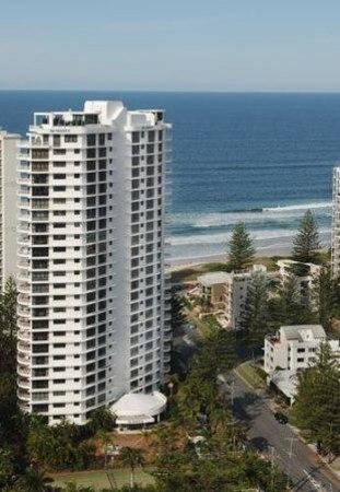 Biarritz Apartments Gold Coast