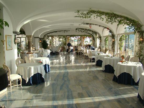 Santa Caterina Hotel: ristorante