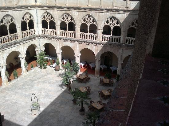 Guadalupe, Spain: Patio