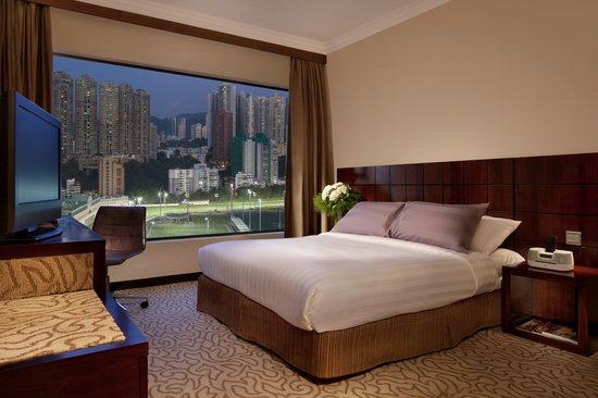 Cosmopolitan Hotel Hong Kong: Deluxe Course View Room