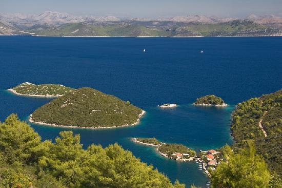 How To Get To Mljet Island From Dubrovnik