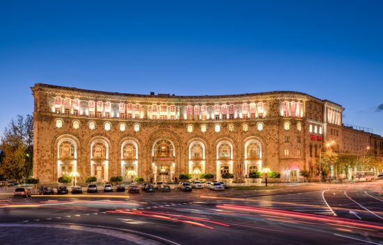 Photo of Marriott Armenia Hotel Yerevan