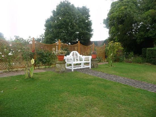 Pengethley Manor Hotel: hotel grounds