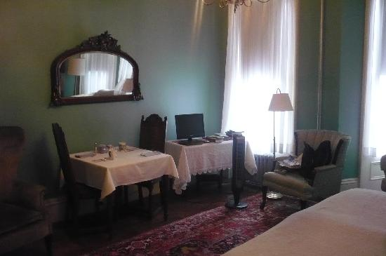 CL's South End Bed and Breakfast: chambre