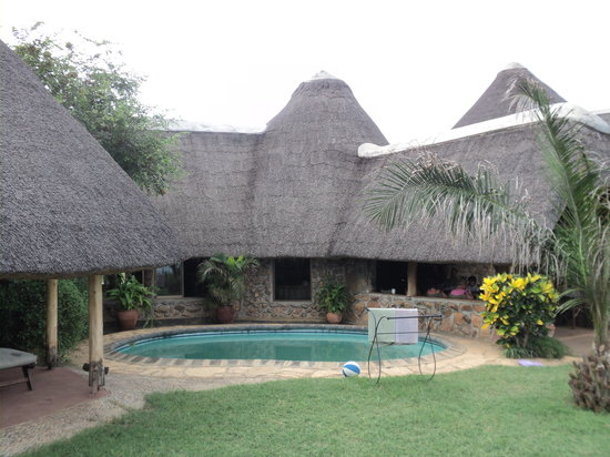 Lake Albert Safari Lodge