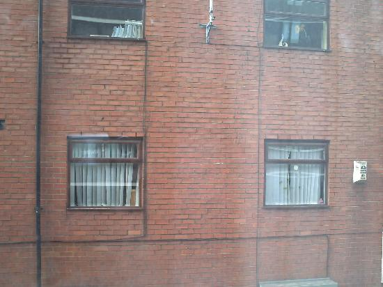 Travelodge Manchester Ancoats: fantastic views