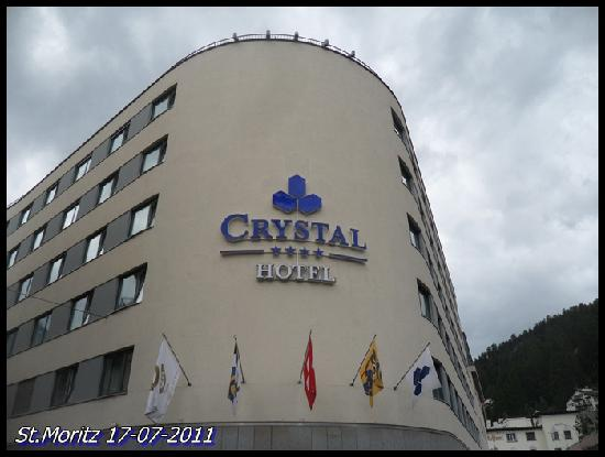 Crystal Hotel: the hotel