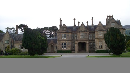 Paddy's Palace: Muckross House,Killarney NP