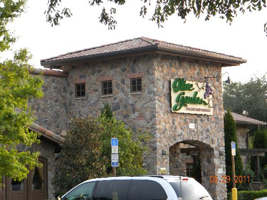 Spaguetis With Chicken Is Ok Picture Of Olive Garden Altamonte Springs Tripadvisor