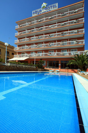 Photo of Aqua -Hotel Bertran Lloret de Mar