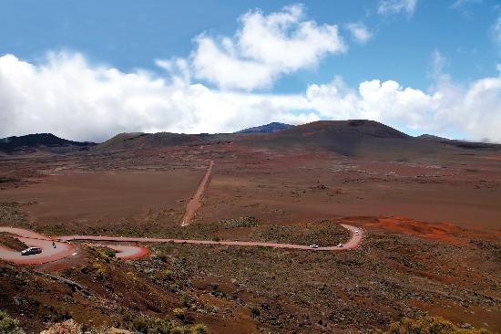 Reunion Island: Plaine des sables