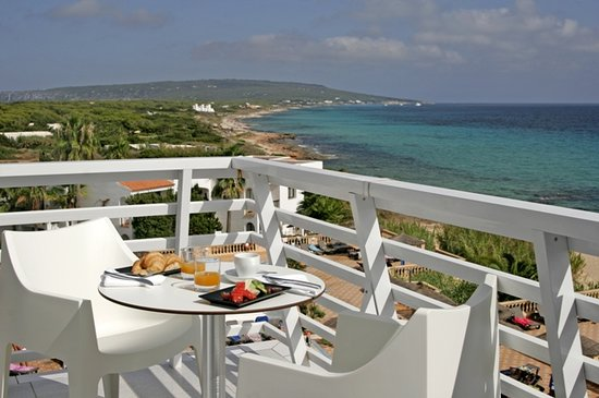 Migjorn, Spanien: Insotel Club Formentera Playa Junior Suite   Lux Sea View