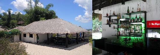 Cluster room with added satellite TV - Picture of Les Caraibes Beach