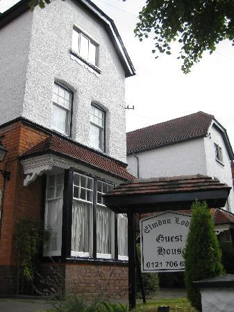 Elmdon Lodge
