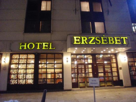 Hotel Erzsebet City Center: Exterior