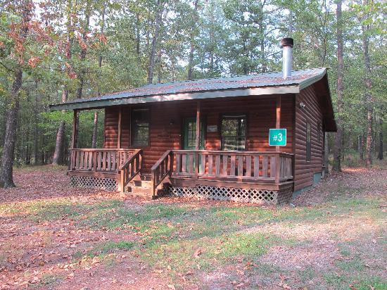 301 moved permanently for Camping cabins in oklahoma
