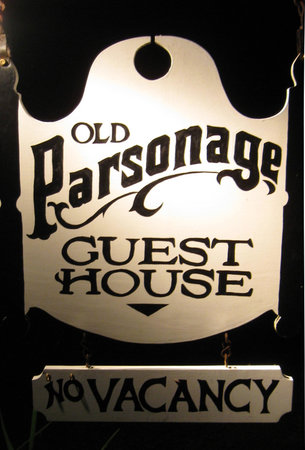 Old Parsonage Guest House