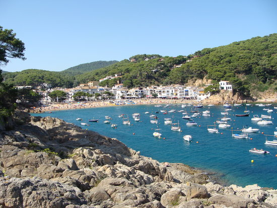 Tamariu&#39;s Caleta