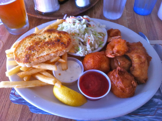 Best Seafood In Crescent City Ca