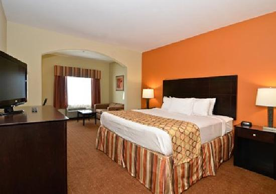 Comfort Inn & Suites: King Guest Room