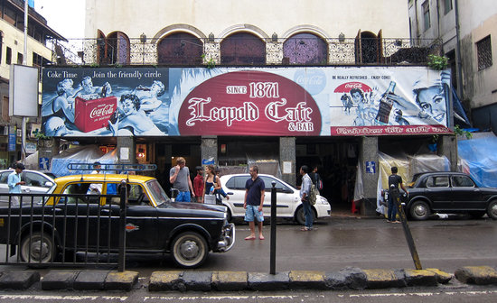 Leopold Cafe and Bar