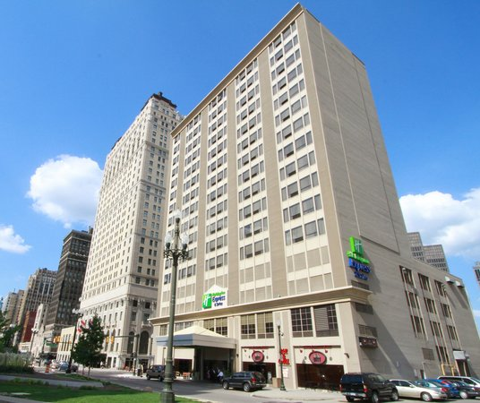‪Holiday Inn Express Detroit - Downtown‬