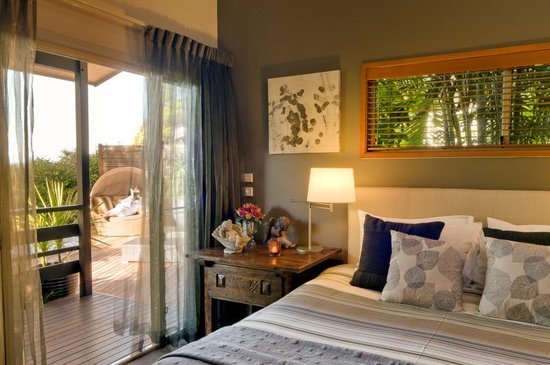 Gaia Retreat &amp; Spa: Acala One Suite Bedroom