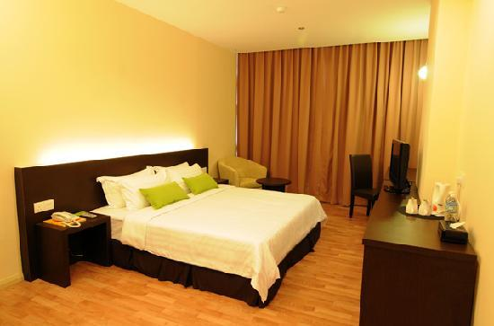 The LimeTree Hotel Kuching: Executive Deluxe