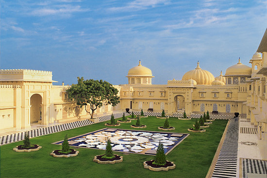 Fore Court at the Oberoi Udaivilas (35429949)