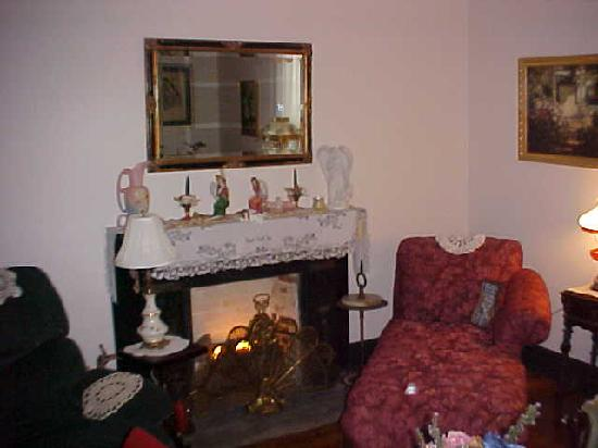 Green Cove Springs, Floryda: Cozy Parlor
