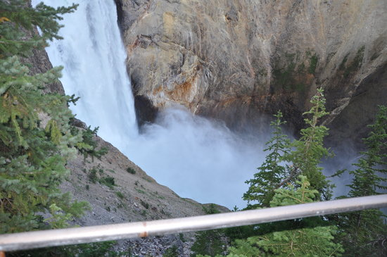 Uncle Tom S Trail Yellowstone National Park Reviews Of