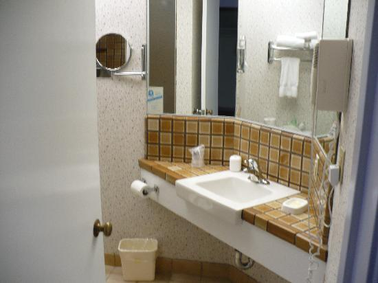 BEST WESTERN PLUS Encina Lodge &amp; Suites: Nice bathroom