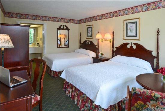 The Phoenix, Greenville's Inn: Guest Room