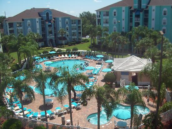 Cypress Pointe Resort: Turtle Pool