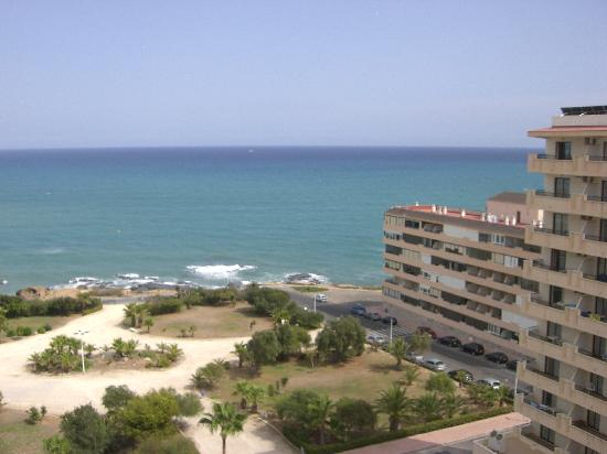 View from the balcony picture of cabo cervera torrevieja tripadvisor - Cabo cervera hotel ...