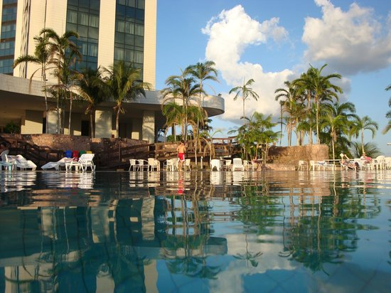 Park Suites Manaus: Piscina do Hotel
