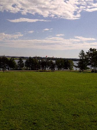 Bay Fortune, Canada: view