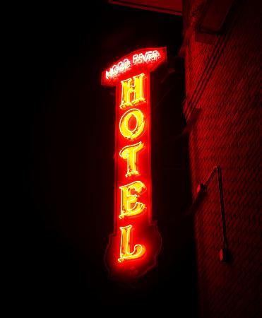 Hood River Hotel: Just for fun
