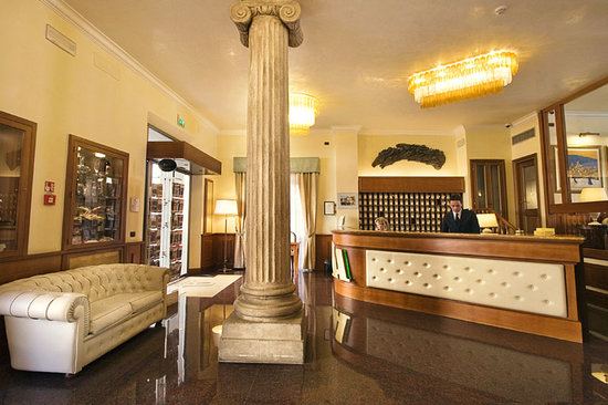 Hotel Athena : WELCOME