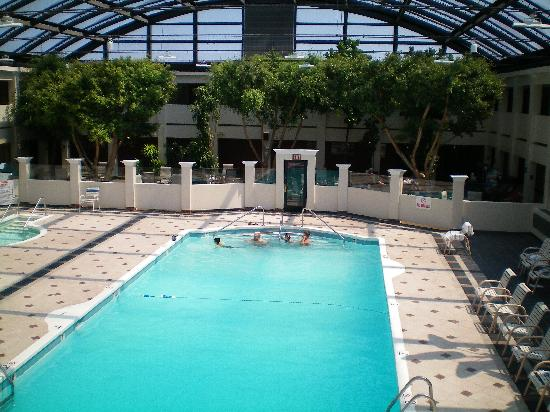 BEST WESTERN PLUS Milwaukee Airport Hotel & Conference Ctr.: Pool