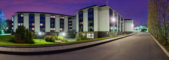 Holiday Inn Moscow Vinogradovo: Building