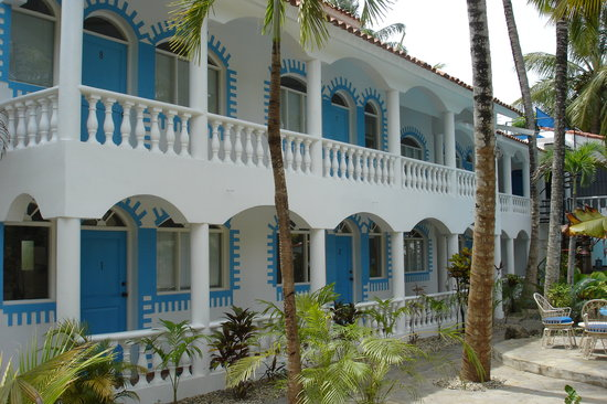 Hotel carre rouge cabarete rep blica dominicana hotel for Idea casa roma
