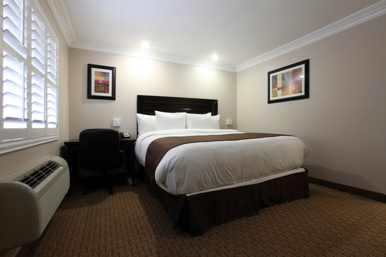 Americas Best Value Inn Riverside: All New Rooms